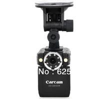 Promotion Price Carcam Full HD 1080P K5000 Car DVR  Infrared Vision G-Sensor  Free Shipping