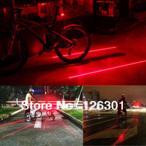 Фара для велосипеда 5