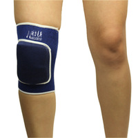 Thickening goalkeeper sponge kneepad sports kneepad hip-hop  football volleyball knee flanchard KC268