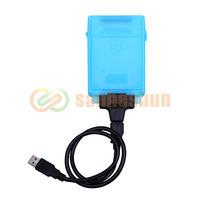 "New USB 3.0 To 2.5"" SATA Converter Adapter Cable + Plastic Box For 2.5"" SATA Hard Disk Drive Enclosure External Case Box HDD"