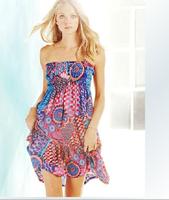 2014 Summer vacation beach dress
