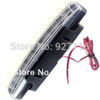 3pairs car Head DRL Light Fog Lamp 8 LED Daytime Running light Universal Auto Light waterproof 12V