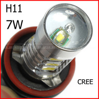 H11 CREE 7W 5630 LED Fog Light Bulb High Power Xenon White #j#