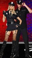 Lovers clothes police fashion sexy police uniform temptation adult ruslana korshunova