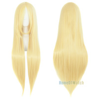 80cm Light Blonde Straight Wigs Cosplay Wigs (NWG0CP60844-GN2)