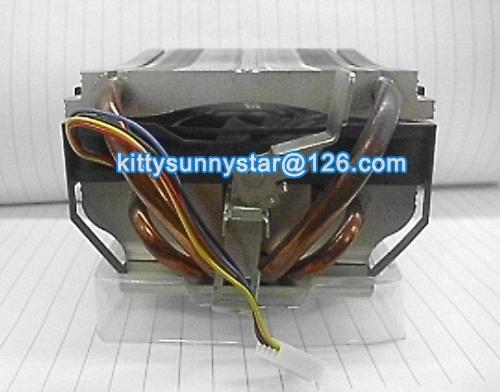 4 pipe heatsink fan for ASUS AMD Cooler Fan,4Wire Cooling Fan(China (Mainland))
