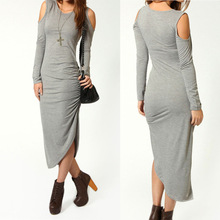 popular side cut out dress