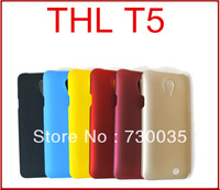 2PCS 10% OFF!! Unique Fashion Wear Resistant Quicksand Hard Back Case For THL T5 Covers Free Shipping