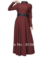 Islamic TURKISH Women's JILBAB , Coat TK-095  Series(MOQ: 2 Pieces) ,(Abaya , Jilbab, muslim woman's cloth )