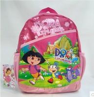 Free Shipping Dora the Explorer Dora Backpack Child PRE School Bag