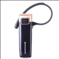New Arrival Lenovo LBH508 Bluetooth Headset Black Bluetooth Version 3.0 a18