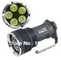 9000Lm 5x CREE XM-L T6 LED Flashlight Torch Lamp  Flashlight Torch 35W