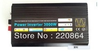 Factory direct sales 3000W pure sine wave power inverter DC 24V AC 120V