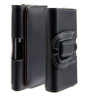 2014 New Smooth pattern PU Leather Phone Belt Clip for thl w11 Cell Phone Accessories Pouch Bags Cases