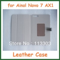 Original PU Leather Case Cover with Stand for Ainol Novo 7 AX1