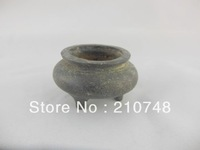 2014  Free shipping Chinese Hand Carved Han Dynasty bronze statues - Censer
