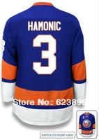 free shipping #3 TRAVIS HAMONIC  STITCHED  ICE HOCKEY JERSEYS SIZE 48 50 52 54