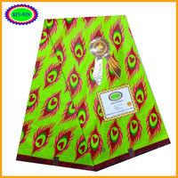 wholesale cheap price fabric guaranteed BALI PRINTS wax real wax sew fabric 6yard/lot B2008A
