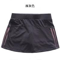 Free Shipping Woman sports skirt classic short skirt