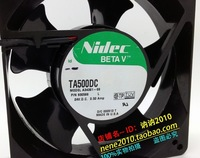 Find home  NIDEC    TA500DC A34361-68  24V 0.50A 3wire 120X120X38MM