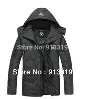 Wholesale 2014 Men's High quality NAPAPIJRI outdoor down jacket men rain coat outdoor down jacket wind breaker rain proof