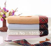 promotion wholesale luxury brand  360g 70*140cm cotton beach towel bath