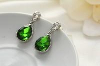 Women's fashion decoration earrings stud earring female ear hook accessories