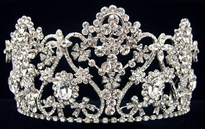 تاج العروس 2015 Free-Shipping-Gold-S