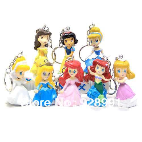 Fairy Princess Mermaid Pvc