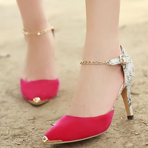 Туфли на высоком каблуке ENMAYER , LY-1-1-7-115692314565