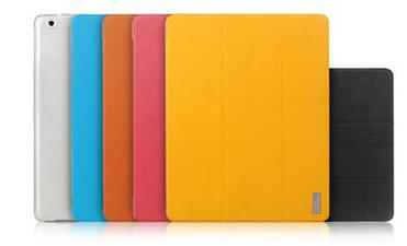 Free shipping, Ultra-thin Special colorful leather case for Tablet PC Onda V975M/V975S/V975 quad core, 5 colors(China (Mainland))