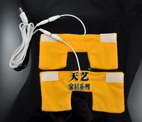 Usb - double faced heating element heating gloves heated film line long 1.5 meters set