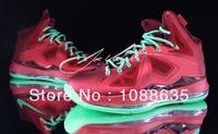 LeBron X Christmas,Lebron 10 Christmas for sale