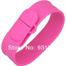 popular silicone usb bracelet