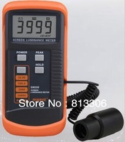 free shipping SM208 Screen luminance meter Stability is good Impact resistance meter Small easy to carry