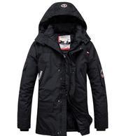 New Men long down jacket loose version 04550 NAPAPIJRI outdoor down jacket