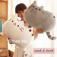 baby pillow pusheen cushion toys cat pillow big size 5 colors to choose large pillows free shipping