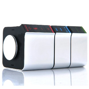 Resonance audio magic cube evs4000 card vibration speaker usb lithium battery 9.9(China (Mainland))