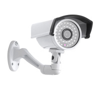 Free Shipping CMOS 700TVL Color IR CUT Waterproof 6mm CCTV Surveillance Video Camera A46C