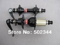 Black Novatec hub A271SB/F372SB,20/24 holes,cheap price for wholesale,road bike hub