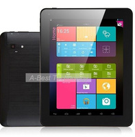 Pipo m6/M6 pro 3G Quad core Tablet PC 9.7 inch IPS Retina 2048x1536 RK3188 1.6GHz 2/32GB Android 4.2  Drop Shipping