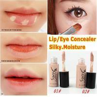 (Min Order 10$) Moisture Hide Blemish Silky Liquid Cream Concealer Lip / Dark Eye Circle Cover Concealer Stick Long Lasting