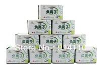 Anion/Ultra-thin sanitary Pad/Bamboo charcoal healthy/Free shipping 30pcs/bag/Super Soft ecofriendly for Skin EH-F1003