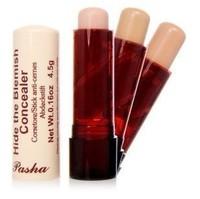 (Min Order 10$) France Pasha Hide The Blemish Creamy Concealer Stick Makeup Face Eyes Lip Concealer