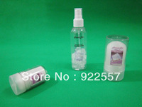 Free shipping for Natural alum body deodorant set,Natural potassium alum products set,60g+120g+100ml alum spray set