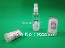 Free shipping for Natural alum body deodorant set,Natural potassium alum products set,60g+120g+100ml alum spray set(China (Mainland))