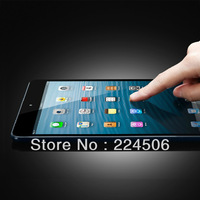 New 9H 0.4mm Tempered 9H Glass Explosion Screen Protector for ipad Air Free Shipping