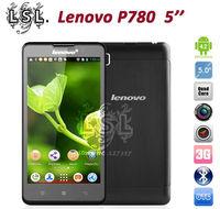 Lenovo P780 5.0 inch android phone MTK6589 Quad Core 1.2GHz 1GB RAM 4GB 8.0MP Camera 4000mAh battery