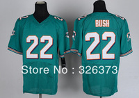 Free Shipping Cheap Wholesale Authentic Elite American Football Jerseys #22 Reggie Bush Jersey Embroidery Logo Mixed Order
