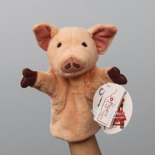 Puppet Grande pelúcia porco(China (Mainland))